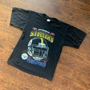 Vintage 90's Pittsburgh Steelers T
